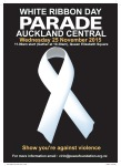 White Ribbon Parade - Auckland