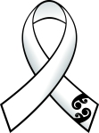 White Ribbon Logo 2012