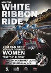 White Ribbon Ride Poster A4_Layer 1