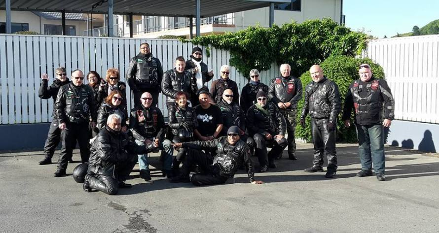 white-ribbon-riders-about-to-leave-picton-to-start-on-our-journey