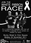 White Ribbon Run 2011