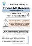 Ripene Ma Reserve