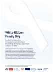 White Ribbon Family Day at Timberlea