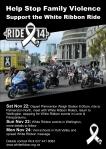 White Ribbon Ride - Palmerston North to Wellington