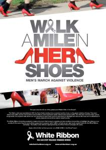 Walk A Mile Poster