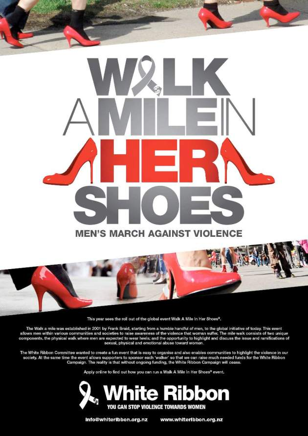 Walk A Mile Poster Concept 04 50%