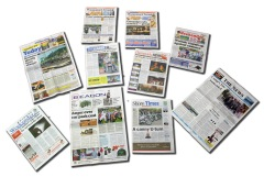 Front pages copy