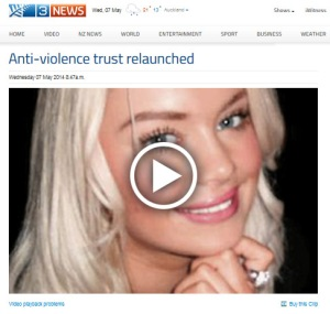 anti violence trust relaunched