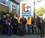 Fulton Hogan Nelson - sponsers of White Ribbon Ride South Island