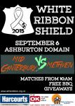 White Ribbon Shield - Ashburton