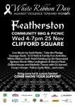 Featherston Community BBQ & Picnic