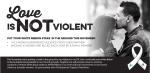 Love is Not Violent - Remuera and Greenlane Auckland, Tauranga, Whakatane and Kaitaia