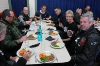 Dinner with Soroptomist Club in Hokitika