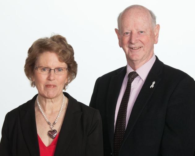 Bill & Lesley Elliott